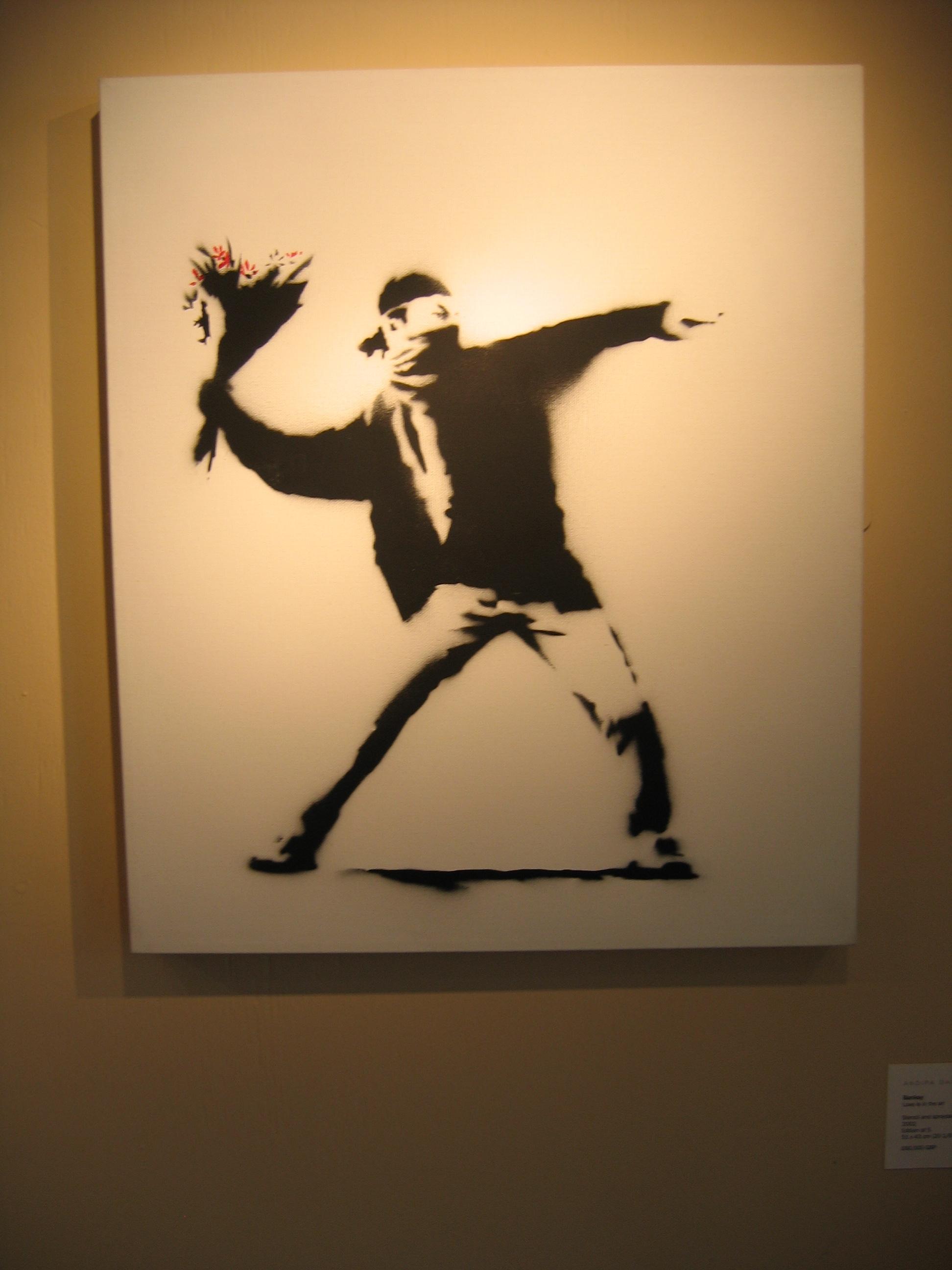 Lon Banksy AndipaGallery04