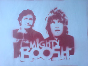 gaz de la raz UK Petersborough Mighty Boosh