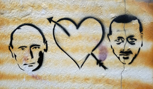 putin is gay loves erdogan