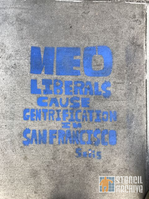 Solis Neoliberals cause gentrification
