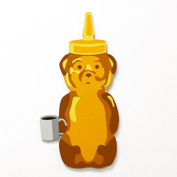 fnnch Coffee Bear