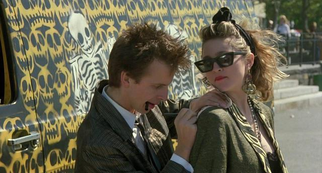 Michael Roman 1985 Desperately Seeking Susan