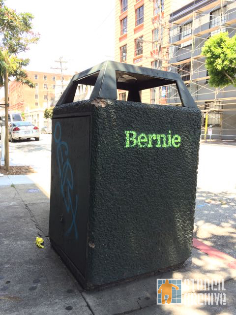 SF Other Barbary Coast Bernie