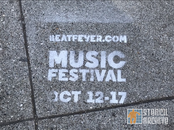 SF FiDI Music Festival advertisement
