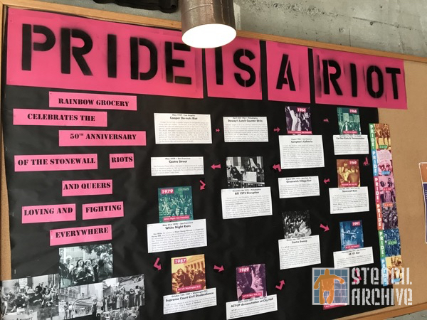 SF Mission Rainbow Pride is a Riot