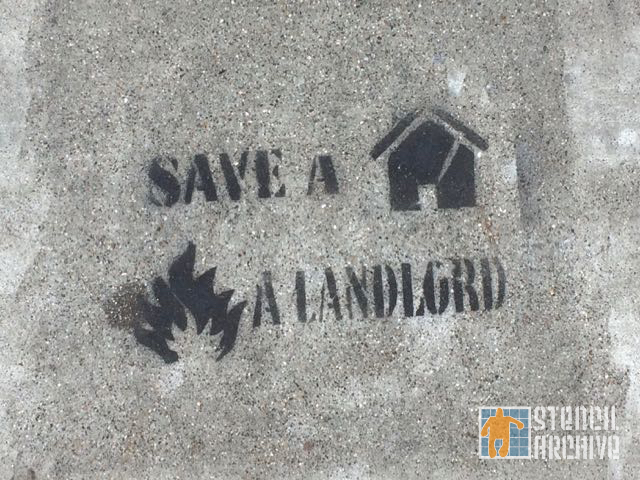 SF Mission Save House Burn Landlord