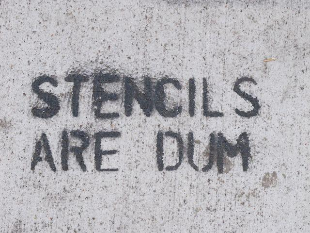 SF Mission Stencils are dum