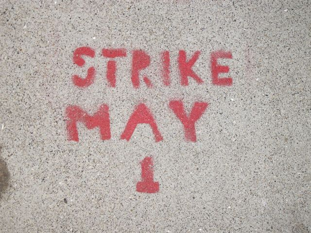 SF Mission Strike May 1