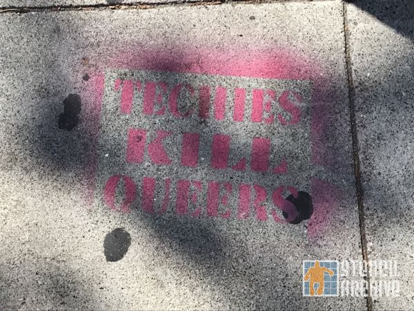 SF Mission Techies Kill Queers