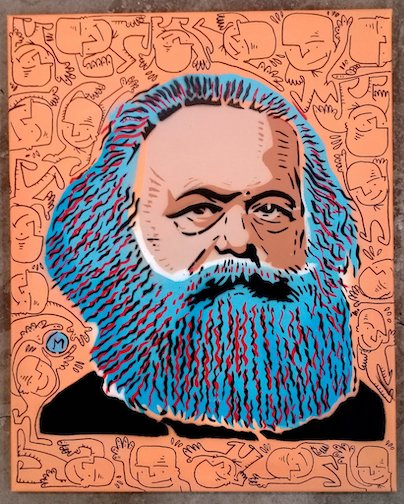 Cartooneros Marx