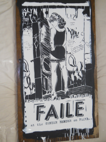 FAILE History of Queer Street Art