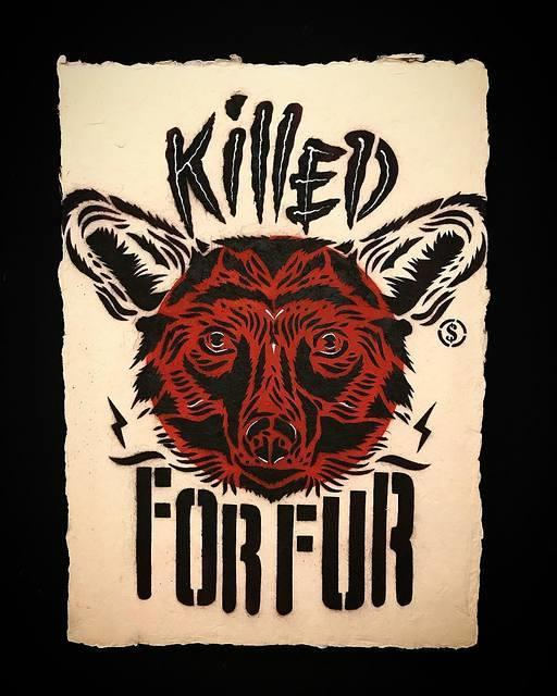 Praxis Killed for Fur