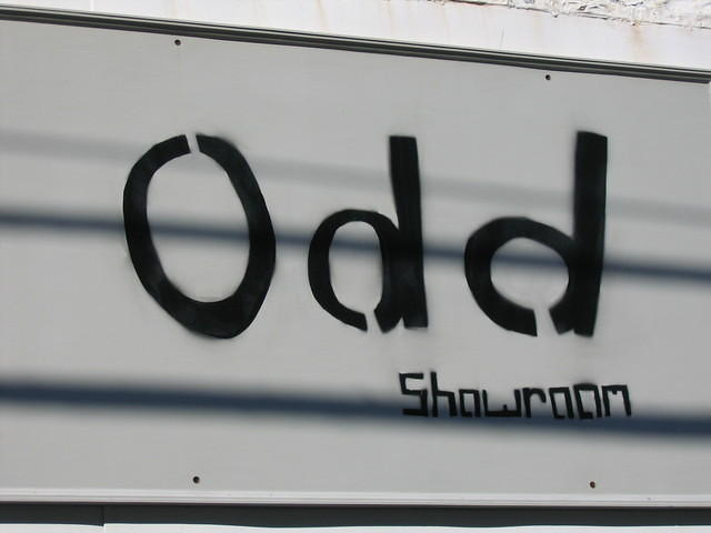 NH Port OddShowroomsign