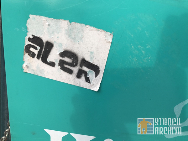 Wash DC aler sticker