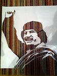 ROBBBB Gadaffi cut out