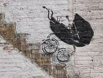 Banksy Chicago IL detail