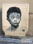 Guate Mao Paris child looking left