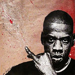 Jef Aerosol JAY-Z All-Shook-Up