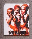 ketauu 3 children on tile