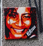ketauu Hamburg woman smiling tile