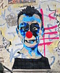 Mimi the Clown Berlin straightahead