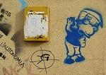 DE Berlin Milhouse pop art