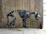 SE Stockholm animal skeleton