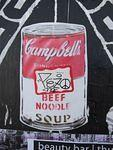 CAB campbells soup can