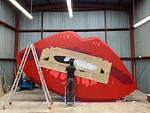 fnnch Burning Man lips cut out 02