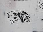 Jeremy Novy Lower haight pig