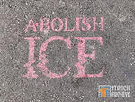SF Clarion Alley Abolish ICE