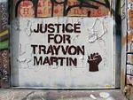 SF Clarion Alley Justice for Trayvon