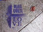 SF Haight War Over LOVE