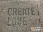 SF Lower Haight CREATE LOVE