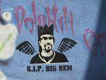 SF Lower Haight RIP Big Ben