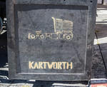 SF LowerHaight Kartworth Mud Flap Stencil