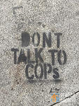 SF Upper Haight Don't Talk to Cops