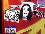 SF Upper Haight tar bung sticker female