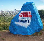 SF Bernal Hill 02 Hillary