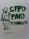 SF Duboce Park SFPD Paid Terrorists 1999 2000