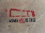 SF Mission 1999 SAW Mumia Will be Free