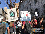 SF Protest Climate Strike 2019 Act Now