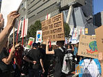 SF Protest Climate Strike 2019 Cut the Crap