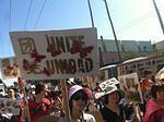 SF Protest May Day 2013 UNITE UNIDAD