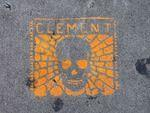 SF Richmond Dist Clement skull