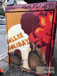 SF Tenderloin Billie Holiday