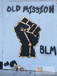 SF Mission BLM large fist