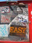 SF Mission EASY sticker