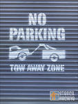 SF Mission No Parking Tow Zone