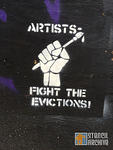 SF Mission ArtistsFightEvictions